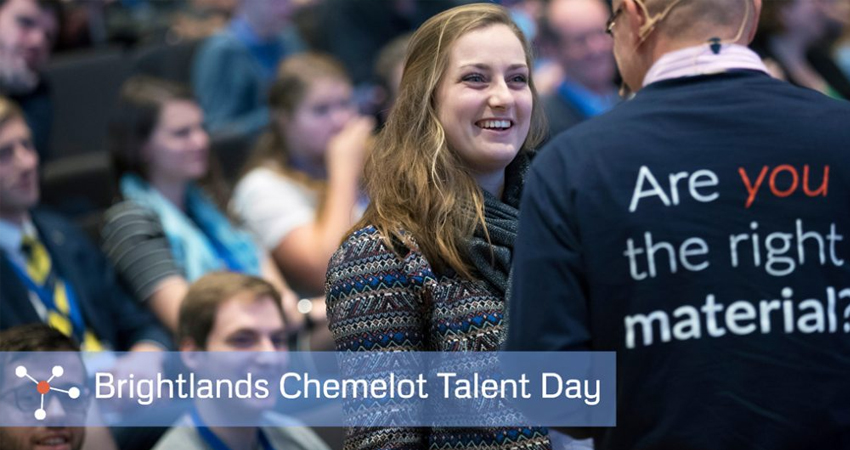 Brightlands Chemelot Talent Day 2019