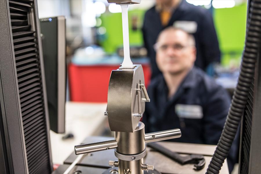 Fieldlab - Lightweight-Automotive-Brightlands-Materials-Center