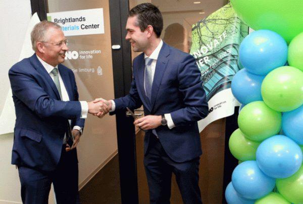 Opening BMC Joost van den Akker