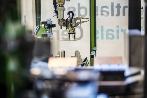 Opening new Lab LWA Brightlands Materials Center6