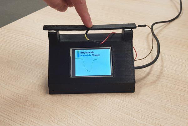 Self Sensing 3D printing