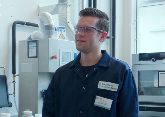 Research Engineer Rick Leuven